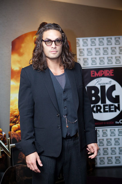 Jason Mamoa AKA Conan the Barbarian