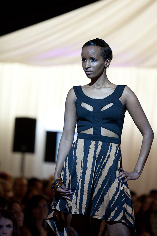 Essex Fashion Week featured the work of local designers.