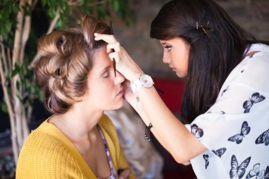 Jasmine Rogers makeup artist