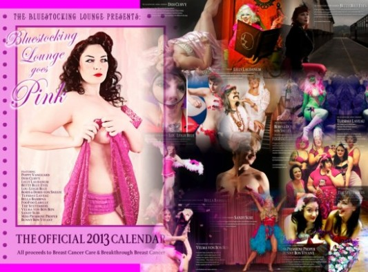 Breast Cancer Calendar